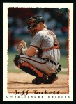 1995 Topps #375  Jeff Tackett  Front Thumbnail