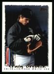 1995 Topps #343  Craig Grebeck  Front Thumbnail