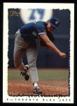 1995 Topps #354  Todd Stottlemyre  Front Thumbnail