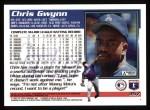 1995 Topps #357  Chris Gwynn  Back Thumbnail