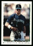 1995 Topps #348  Mike Blowers  Front Thumbnail