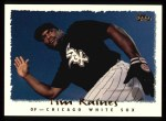 1995 Topps #77  Tim Raines  Front Thumbnail