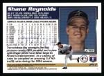 1995 Topps #257  Shane Reynolds  Back Thumbnail