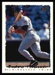 1995 Topps #274  Pedro Munoz  Front Thumbnail