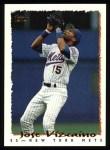 1995 Topps #14  Jose Vizcaino  Front Thumbnail