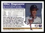 1995 Topps #415  Mike Magnante  Back Thumbnail