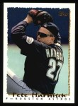 1995 Topps #48  Pete Harnisch  Front Thumbnail