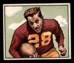 1950 Bowman #102  Frank Spaniel  Front Thumbnail