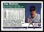 1995 Topps #25  Jay Buhner  Back Thumbnail