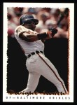 1995 Topps #261  Dwight Smith  Front Thumbnail