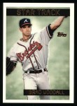 1995 Topps #91  Brad Woodall  Front Thumbnail