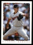 1995 Topps #575  Kevin Brown  Front Thumbnail