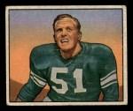 1950 Bowman #110  Joe Watson  Front Thumbnail