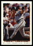1995 Topps #361  Mark Carreon  Front Thumbnail