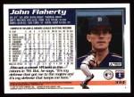 1995 Topps #334  John Flaherty  Back Thumbnail