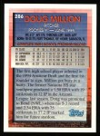 1995 Topps #286  Doug Million  Back Thumbnail