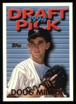 1995 Topps #286  Doug Million  Front Thumbnail
