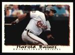 1995 Topps #232  Harold Baines  Front Thumbnail