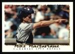 1995 Topps #296  Mike Macfarlane  Front Thumbnail