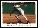 1995 Topps #366  Jeromy Burnitz  Front Thumbnail