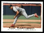 1995 Topps #601  Rich Rodriguez  Front Thumbnail