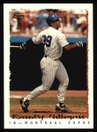 1995 Topps #226  Randy Milligan  Front Thumbnail
