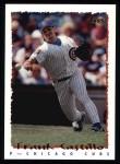 1995 Topps #358  Frank Castillo  Front Thumbnail