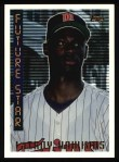 1995 Topps #179  LaTroy Hawkins  Front Thumbnail