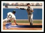 1996 Topps #134  Chris Gomez  Front Thumbnail