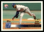 1996 Topps #174  Carlos Perez  Front Thumbnail
