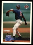 1996 Topps #407  LaTroy Hawkins  Front Thumbnail