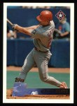 1996 Topps #87  Rusty Greer  Front Thumbnail