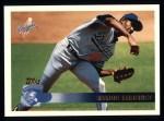 1996 Topps #206  Ramon Martinez  Front Thumbnail