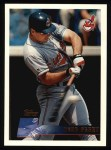 1996 Topps #355  Herb Perry  Front Thumbnail