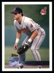 1996 Topps #373  Paul Sorrento  Front Thumbnail