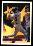 1996 Topps #4  Jeff Bagwell  Front Thumbnail