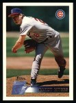 1996 Topps #198  Randy Myers  Front Thumbnail