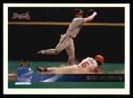 1996 Topps #406  Jeff Blauser  Front Thumbnail