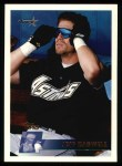 1996 Topps #380  Jeff Bagwell  Front Thumbnail