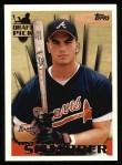 1996 Topps #21  Jim Scharrer  Front Thumbnail