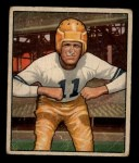 1950 Bowman #88  Howard Hartley  Front Thumbnail