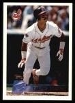1996 Topps #75  Carlos Baerga  Front Thumbnail