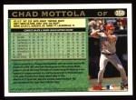 1997 Topps #358  Chad Mottola  Back Thumbnail