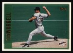 1997 Topps #392  Tim Worrell  Front Thumbnail