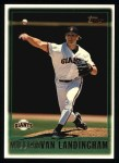 1997 Topps #131  William VanLandingham  Front Thumbnail