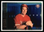 1997 Topps #229  Gregg Jefferies  Front Thumbnail