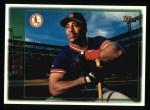 1997 Topps #127  Ron Gant  Front Thumbnail