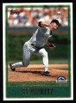 1997 Topps #233  Kevin Ritz  Front Thumbnail