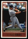 1997 Topps #306  George Arias  Front Thumbnail