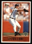 1997 Topps #459  Ron Villone  Front Thumbnail